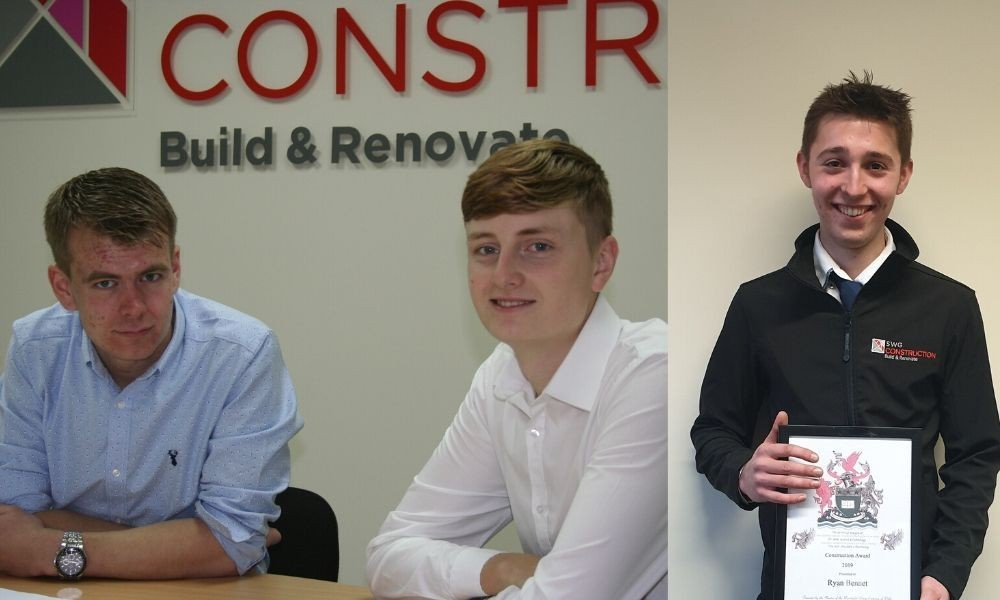 Apprentices - the future of our industry