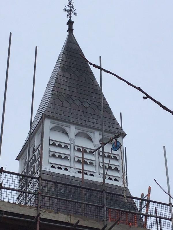 Kerry School bell tower