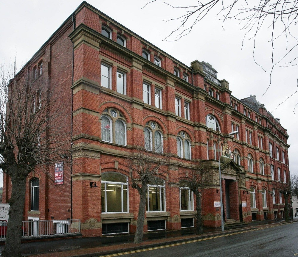 We're delighted to get an historic building back into use and people back in jobs