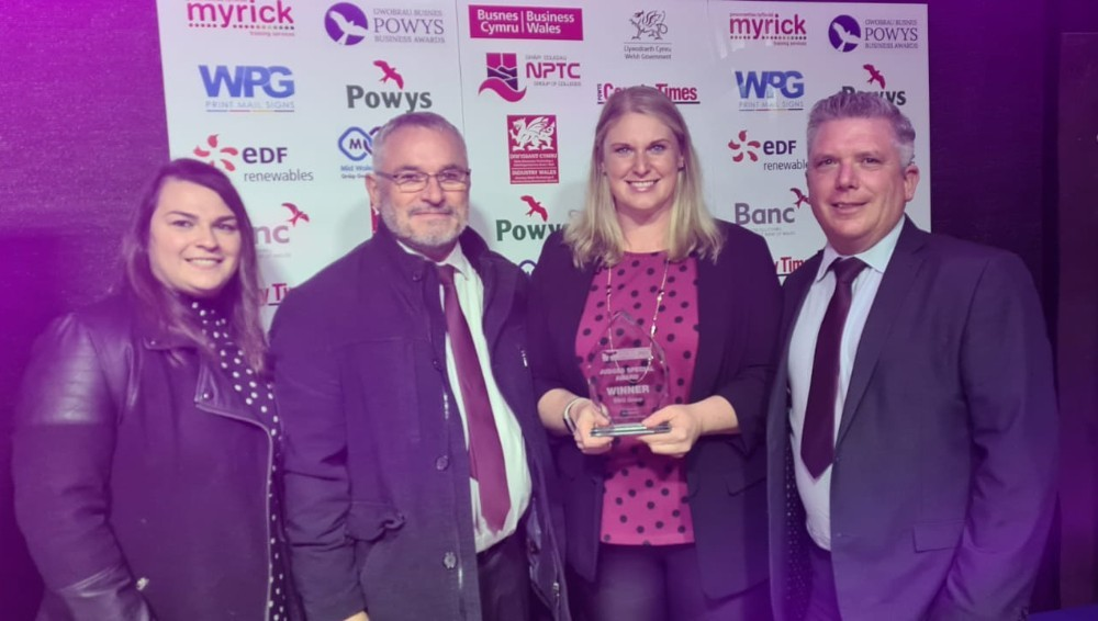 Special award for SWG Academy